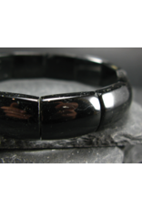 Black Tourmaline Bracelet - 20mm