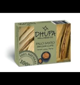 Dhupa Palo Santo Incense Smudge Cups