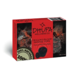 Dhupa Dragons Blood Incense Cups