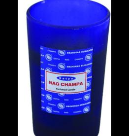 Nag Champa Perfumed Candle