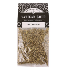 VATICAN GOLD RESIN INCENSE
