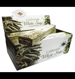 California White Sage - Boxed Incense Sticks