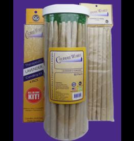 Cylinder Works Lavender Cylinder 2 pack
