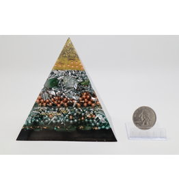 Orgonite Pyramid - Large