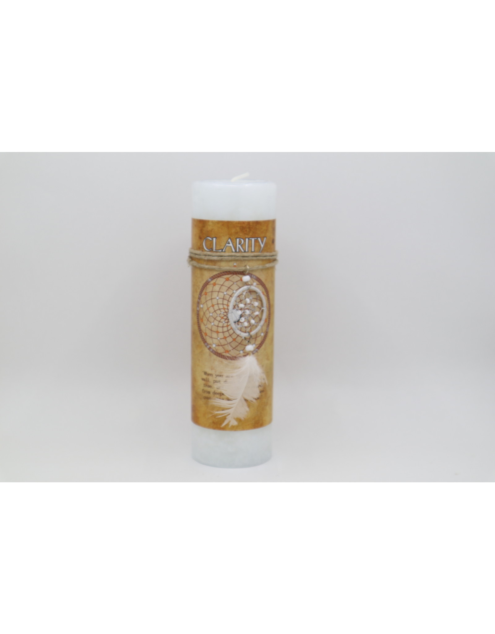 Dreamcatcher Candle - Clarity