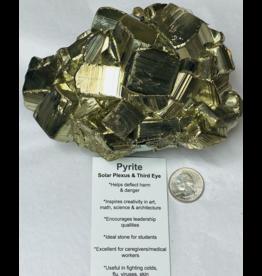Pyrite Display Piece