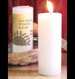 World Magic Candle - Sacred Sage