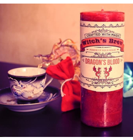 Witch's Brew Candle - Dragon's Blood