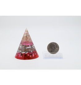 Orgone Pink Cone