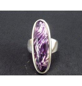 Kammererite Ring - Size 8.5