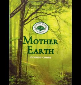 Mother Earth Incense Box - Cones