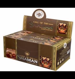 Call of the Shaman Incense Box - Sticks