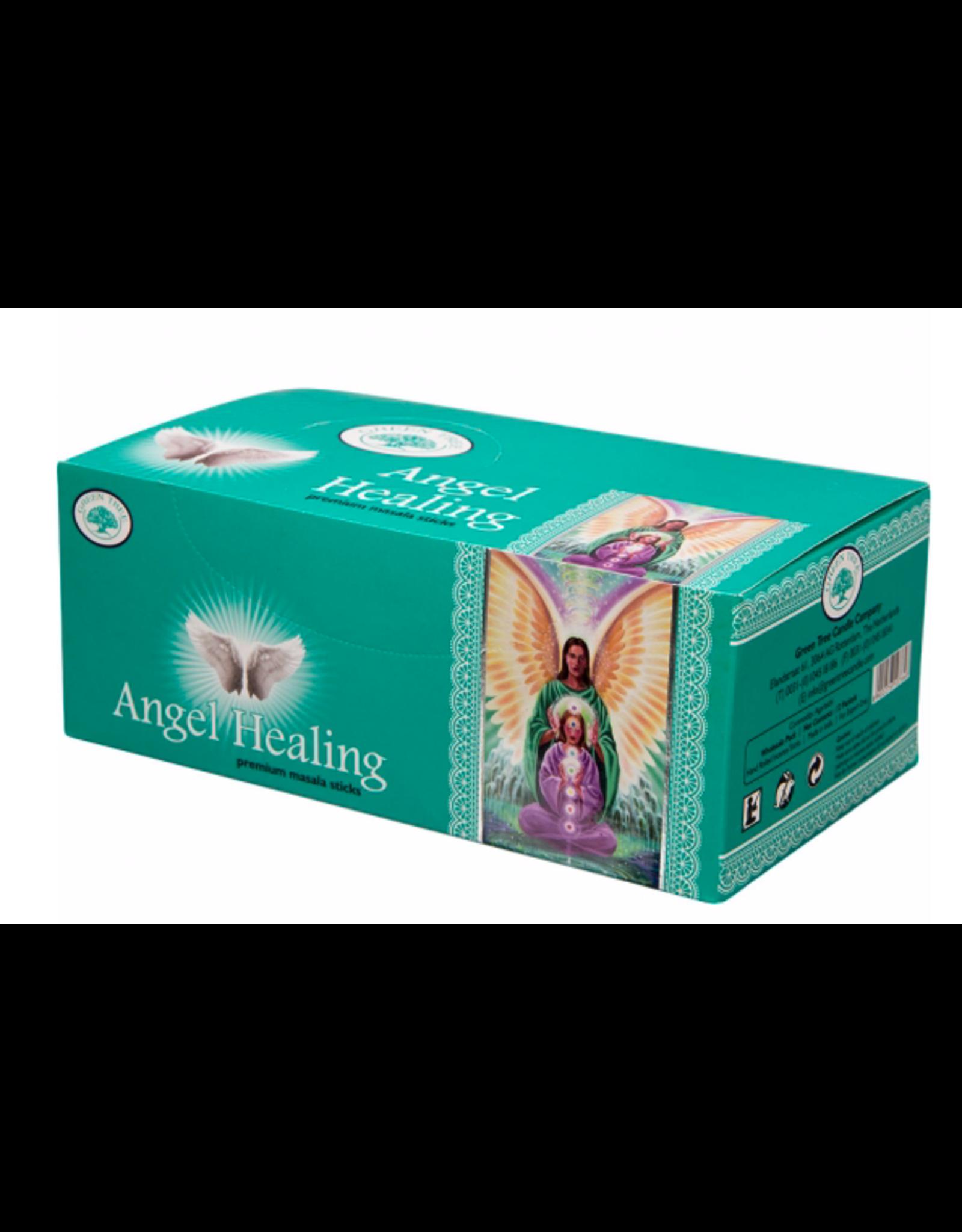 Angel Healing Incense Box - Sticks