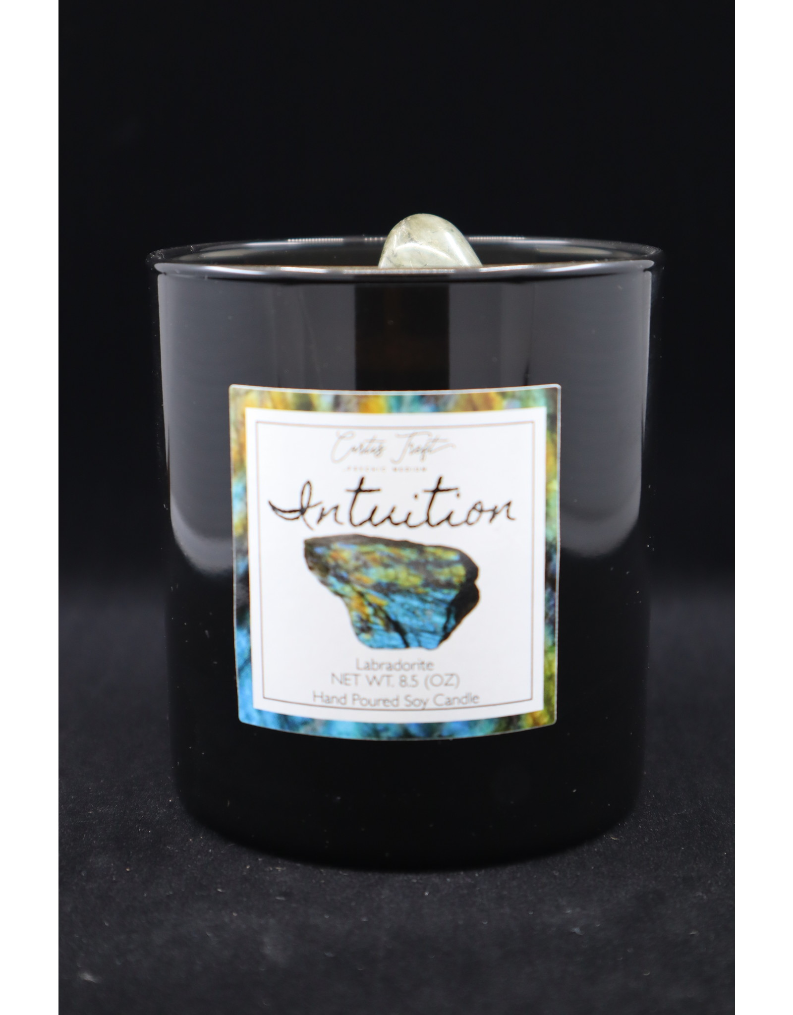 Intuition Candle - Labradorite