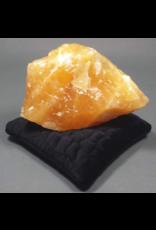 Black Velvet Crystal Pillow - large