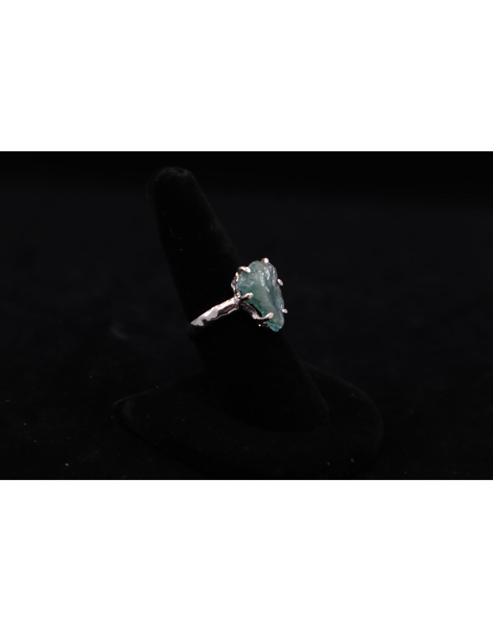 Grandidierite Ring - Size 8