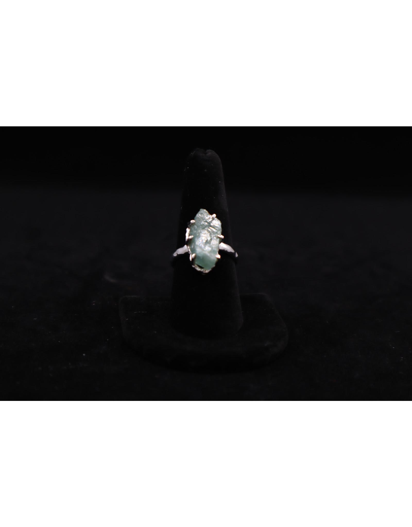 Grandidierite Ring #2 - Size 9