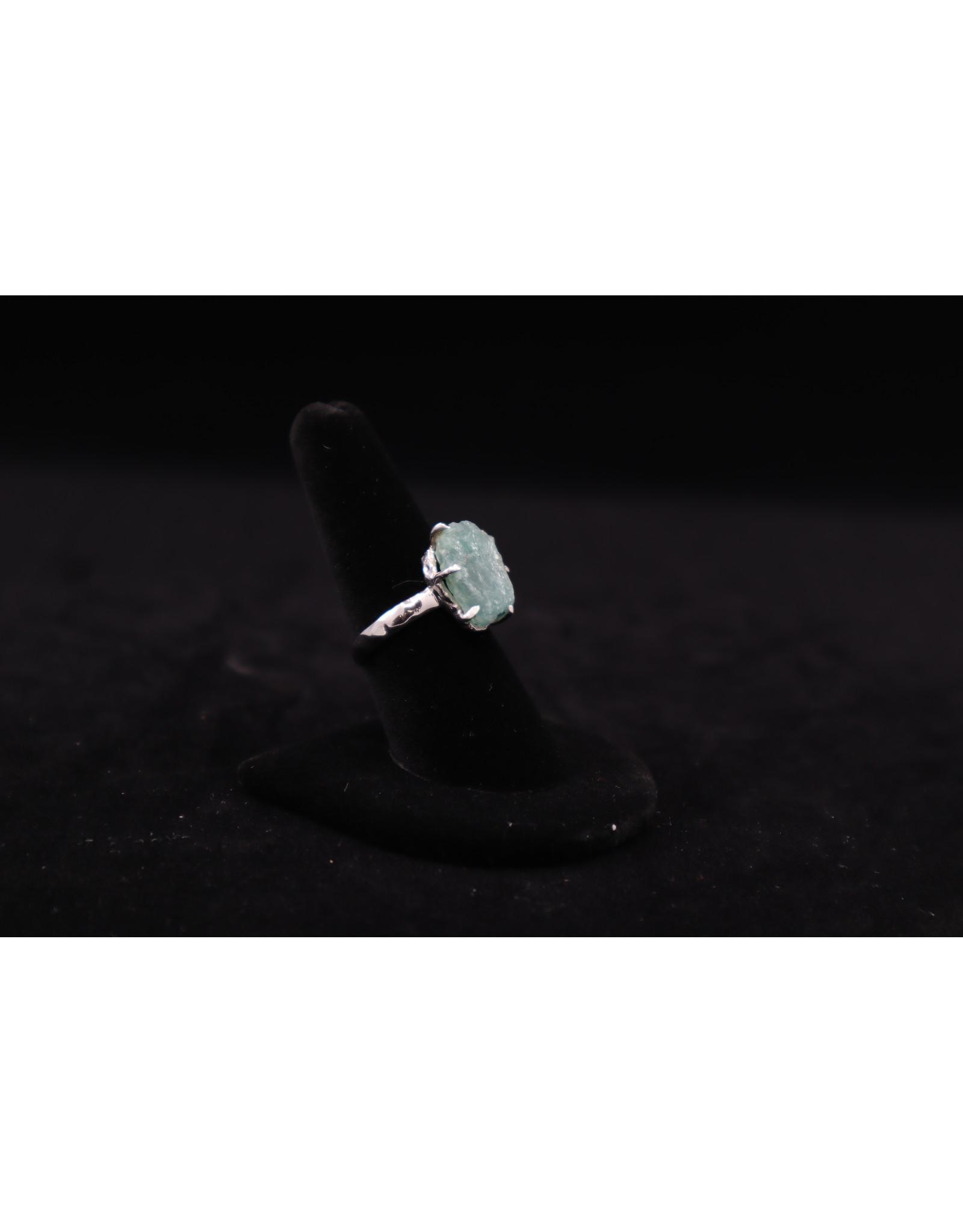 Grandidierite Ring #2 - Size 8