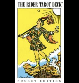 Pocket Rider-Waite Tarot Deck