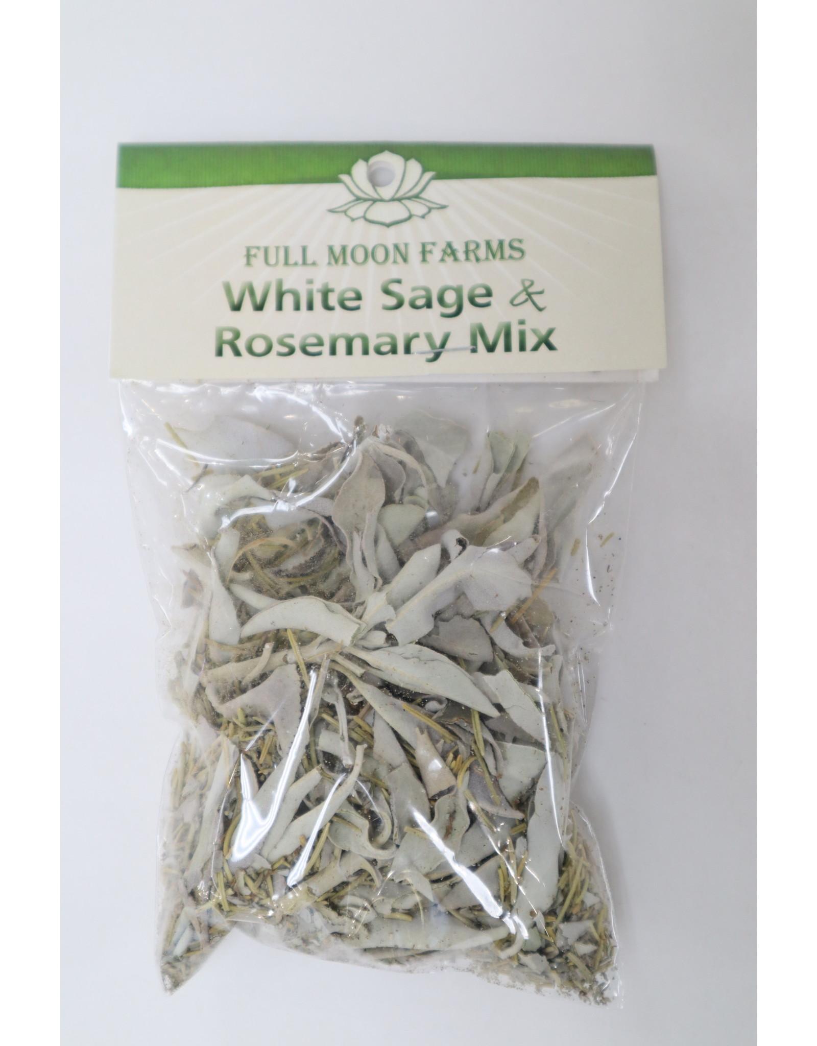 White Sage & Rosemary Mix - 1oz