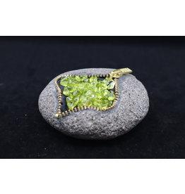 Zipper Rock #1 - Peridot
