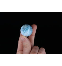 Larimar Sphere - Small