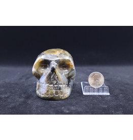 Labradorite Skull - XL