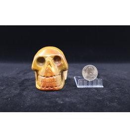 Mookaite Skull - XL