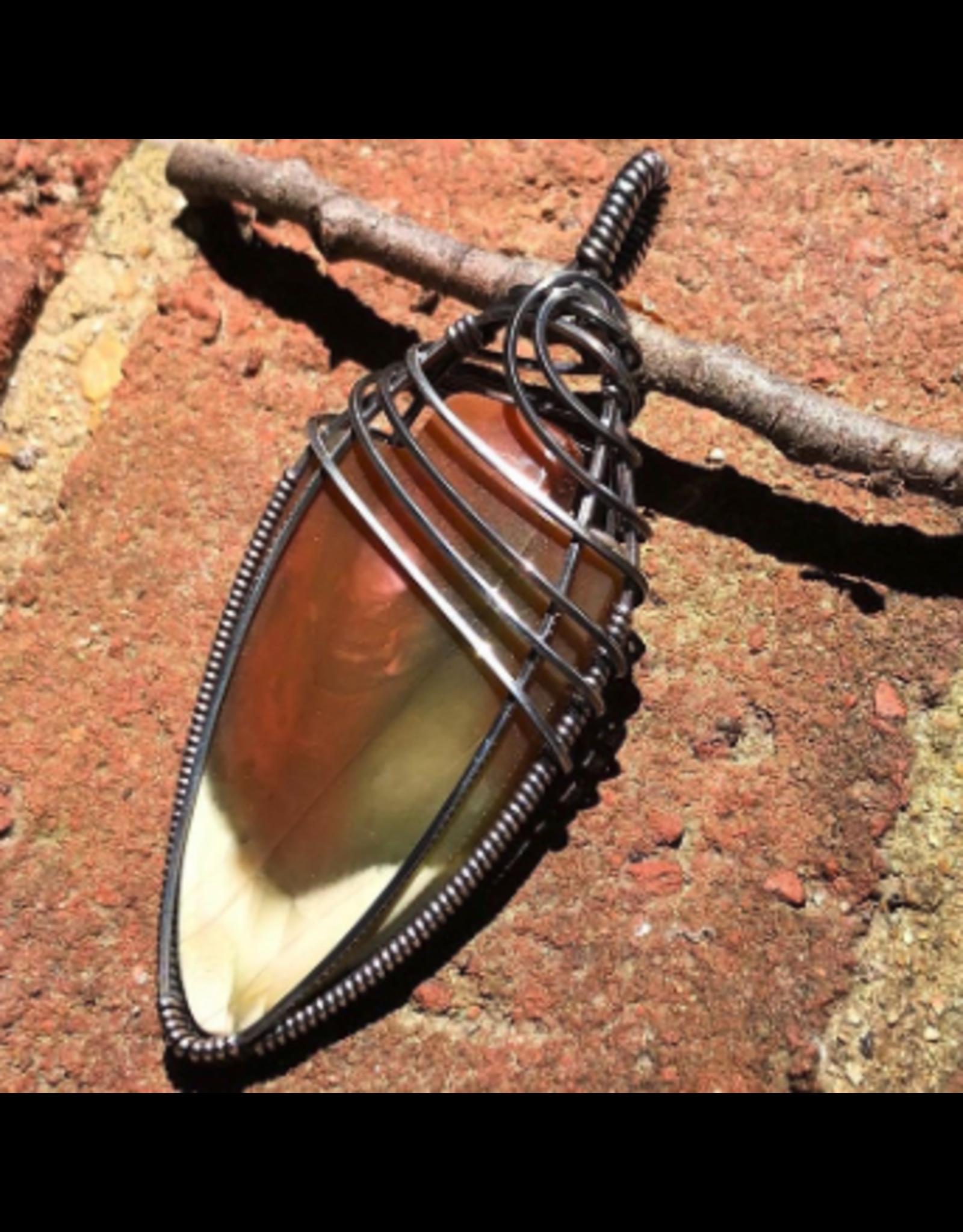 Common Opal Amulet
