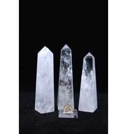 Clear Quartz Obelisk - Medium