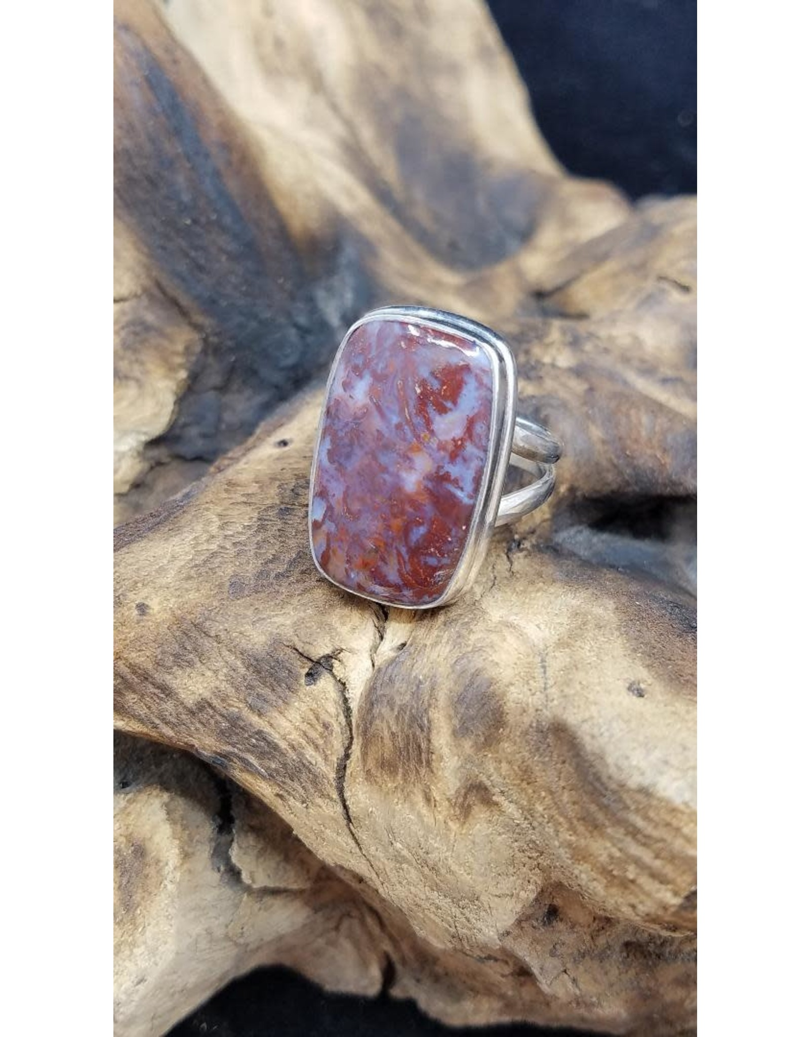Agate Ring - Size 7