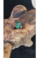 Malachite Ring - Size 7