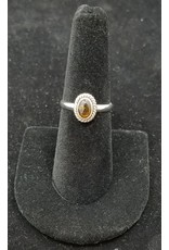 Amber Ring - Size 7