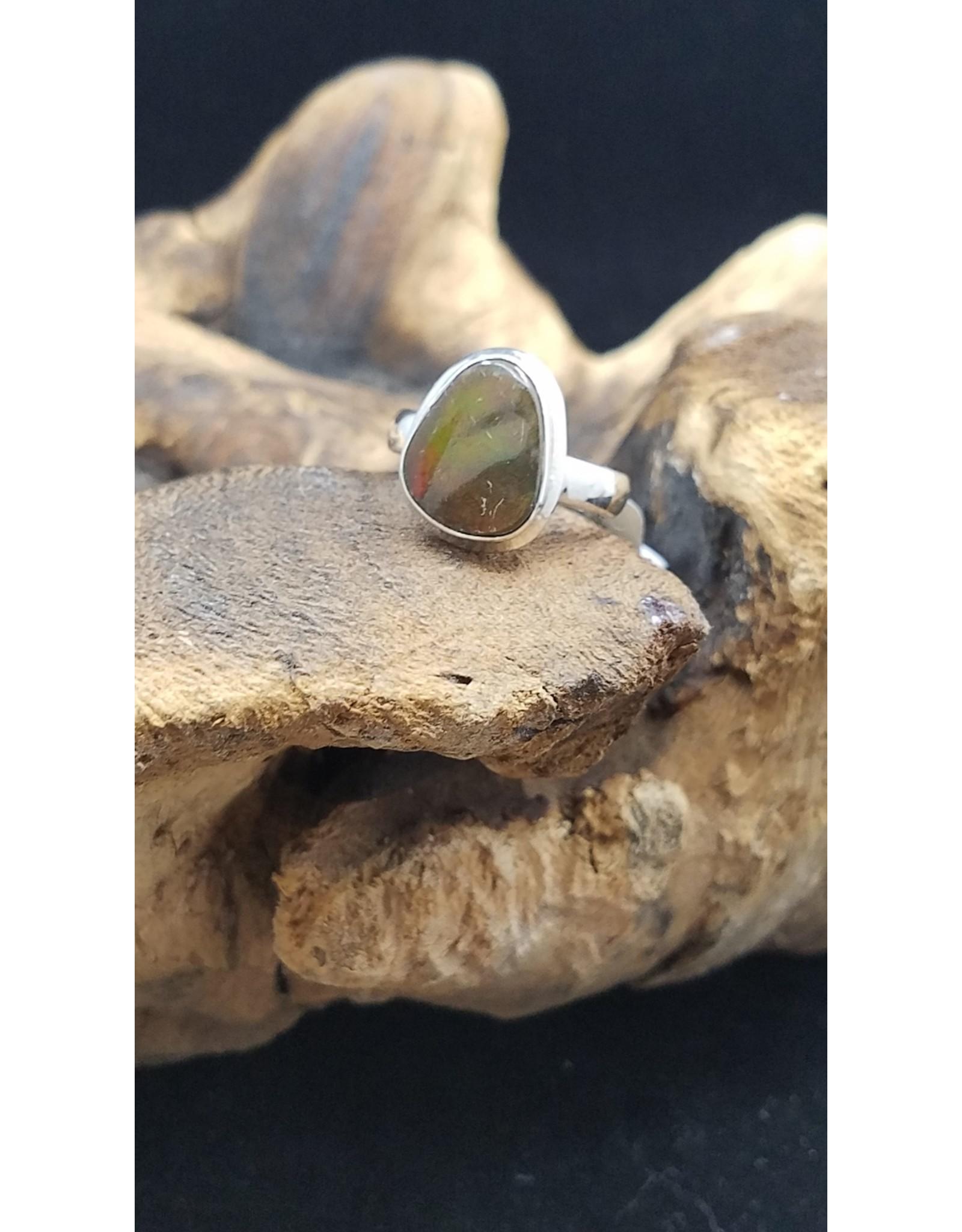 Amolite Ring - Size 7