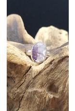 Fluorite Ring - Size 6.5