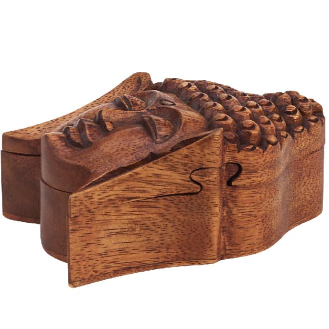 Buddha Head Puzzle Box