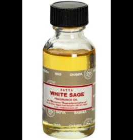 Nag Champa Satya White Sage Fragrance Oil 30ml
