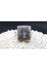 Boulder Opal Ring - Size 6.5