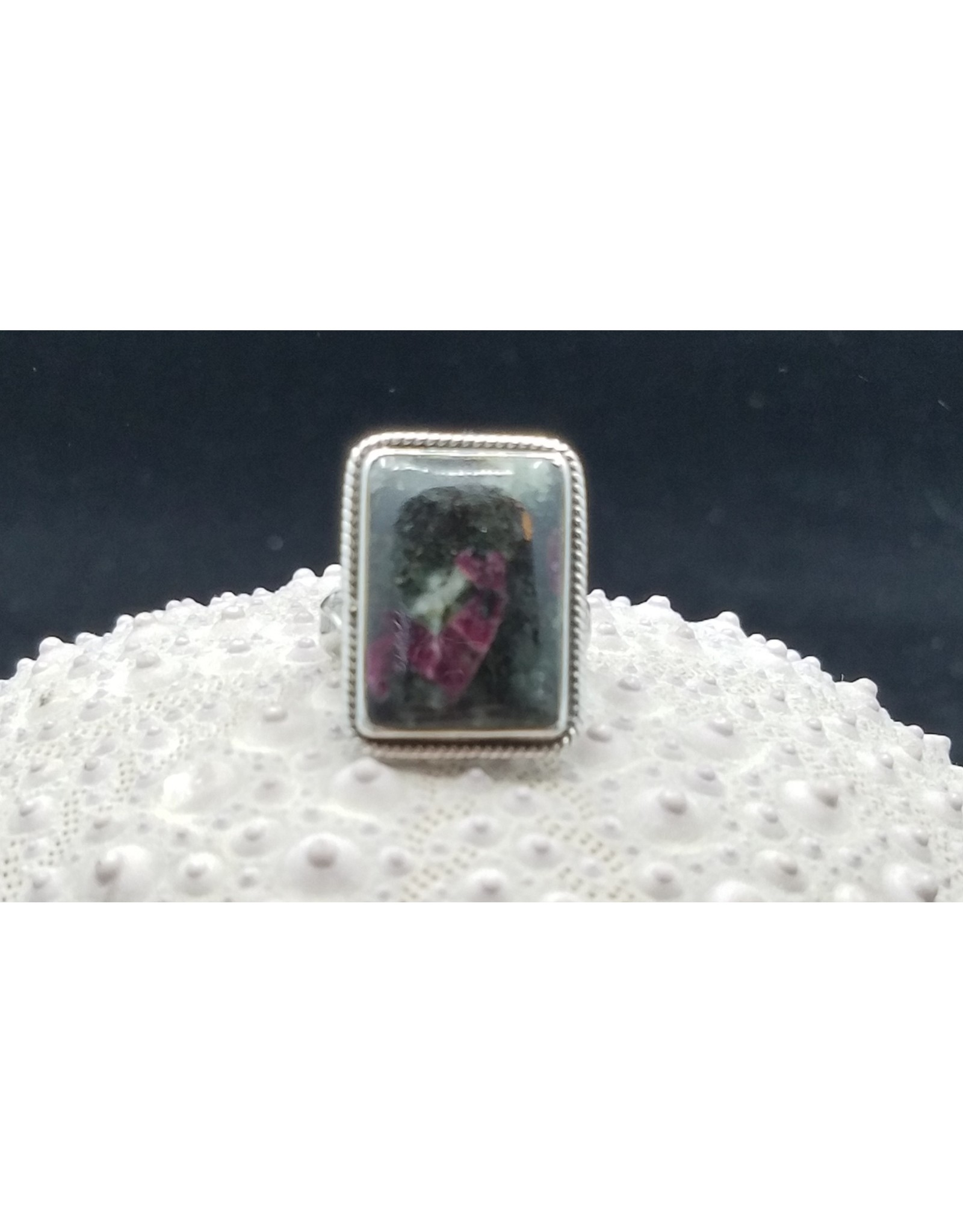 Eudialyte Ring - Size 6