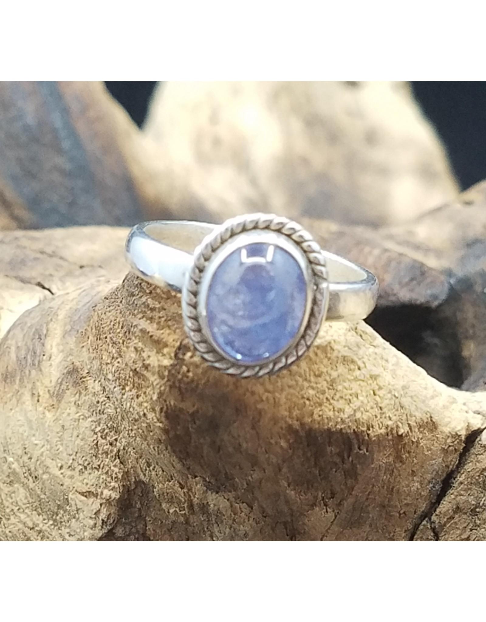 Iolite Ring - Size 7