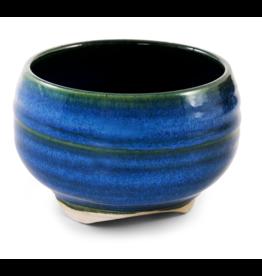 Ceramic Bowl - Ocean Blue