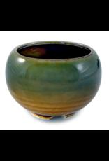 Seascape Ceramic Bowl Incense Stick Holder