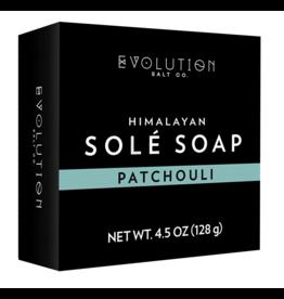 Patchouli Sole Bath Soap