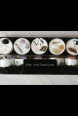 Crystal Tea Light Collection