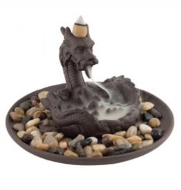 Dragon Backflow Incense  Cone Burner