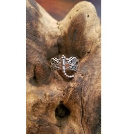Dragonfly Ring - Size 6.5