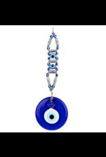 "10"" Hanging Evil Eye"