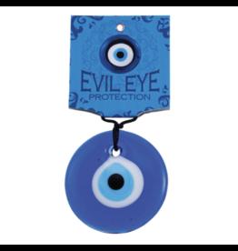 "2"" Blue Glass Evil Eye"
