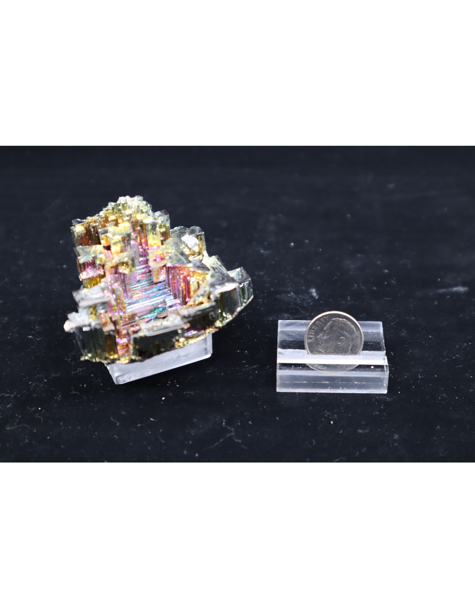 Bismuth #6 - Rough