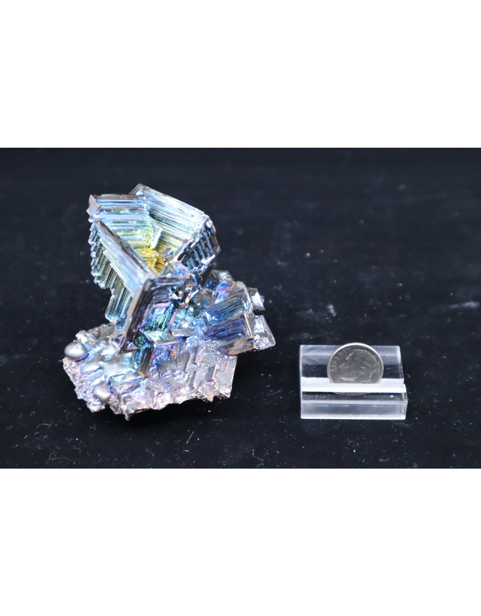 Bismuth #9 - Rough